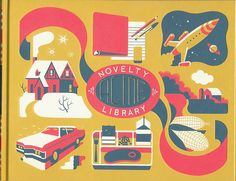 Chris Ware's Acme Novelty Library