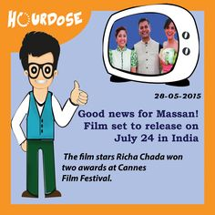 Good news for Massan! Film set to release on July 24 in India