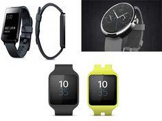 3 relojes inteligentes con Android Wear que cuestan menos de 200 euros.