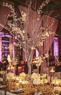 Wedding reception idea; Photographer: Almond Leaf Studios