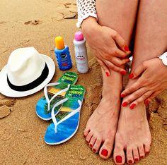 Produtos indispensáveis para passar o verão na praia