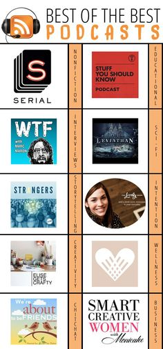 Did you love #Serial? Here are 9 other podcasts that you should be listening to.