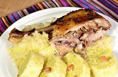 Dvanáctihodinová kachna Mashed Potatoes, Ethnic Recipes, Food, Whipped Potatoes, Smash Potatoes, Essen, Meals, Yemek, Eten