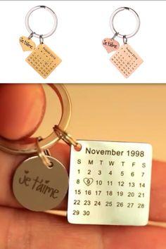 Bracelet en cuir Horoscope Keychain Key Chain Ring Lover Cadeau Pendentif élégant Cadeaux