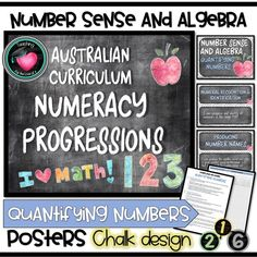 Numeracy Progressions - Teaching for the love of it.