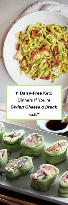 Contrary to popular belief, there is a such thing as too much cheddar. #greatist https://greatist.com/eat/dairy-free-keto-recipes