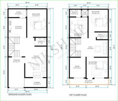 Indian house design, small house design, house plan with elevation, Nikshail House Design Micro House Plans, Little House Plans, Single Storey House Plans, 2bhk House Plan, Model House Plan, House Layout Plans, New House Plans, Small House Plans, House Layouts