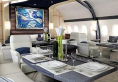 Does your Boeing 787 have a Picasso?
