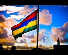 Flag of Mauritius BelAfrique - Your Personal Travel Planner www.belafrique.co.za