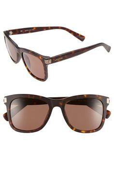 4149c43c00 Men s Glasses · Lanvin Retro Sunglasses available at  Nordstrom Retro Look