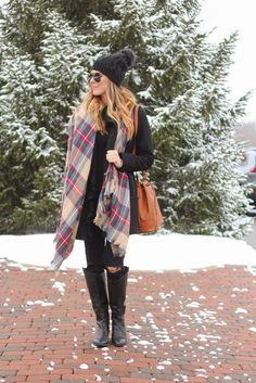 Cella Jane // Fashion + Lifestyle Blog: Winter Classics