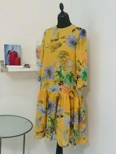Расслабляющее платье / Фотофорум / Burdastyle
