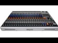 Best Powered Mixer