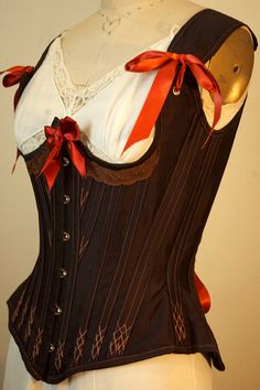 Where to buy Corsets that correct posture/ corsets with shoulder straps | Lucy's Corsetry --- Totally Waisted! Corsets waistcoat corset, $650