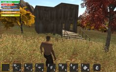 Use your building, crafting, exploration, battling and survival skills to stay alive at all cost.