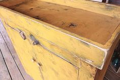 Primitive Dry Sink Rustic And Very Primitive
