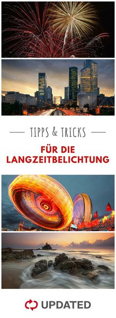 Long exposure: Fascinating photo effects- Langzeitbelichtung: Faszinierende Foto-Effekte This UPDATED guide will show you how to take crisp photos with dazzling lighting effects, despite twilight or darkness. Types Of Photography, Photography Tutorials, Creative Photography, Digital Photography, Photography Poses, Nature Photography, Landscape Photography, Vancouver Photography, Photography Magazine