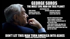 """Soros's """"Purple Revolution"""" Brewing for Trump Presidency. We cannot let this happen. Let the cops do their jobs and get these people off the street"""