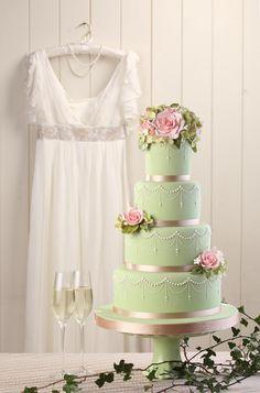 Laduree inspired wedding cake | Flickr - Photo Sharing!