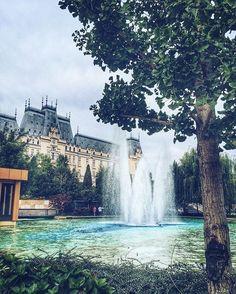 Iasi is amazing ❤️ #travelblogger #luxirare #romania #iasi
