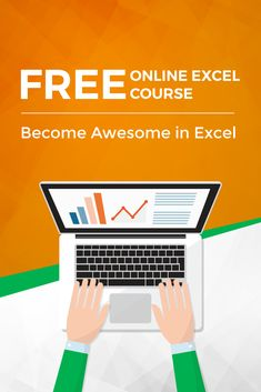 Looking for Free #Excel training? Get access to my 7-part online Excel training video course along with example files and useful resources