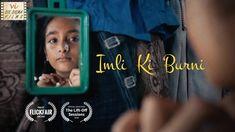 Award Winning Hindi Short Film | Imli Ki Burni- Story Of A Poor Girl & E... Short Films, Entertaining, Education, School, Youtube, Movie Posters, Film Poster, Onderwijs, Learning
