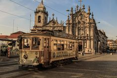 Porto Through The Lens - Words and Photography by Pete Heck 23.11.2015 | Porto, Portugal invigorated my creative side. My photography sessions gave me many reasons to love this city. Photo: Porto Cable Cars