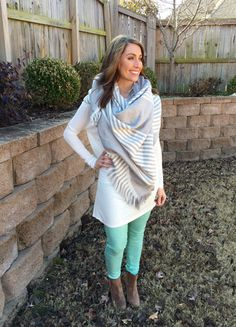 Everyday Tunic 5 Colors