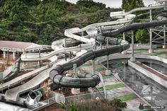 In Japan, an amusement park ripping off Disneyland and Coney Island opened in 1961. By 2006, the theme park closed