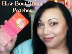 Demo and review of the Too Faced Sweet Peach palette!