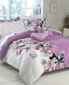 Roxy Bedding, Love Roxy Duvet Cover Sets