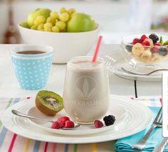 Der #Shake in Kombination mit Obst ist immer eine leckere Variante!