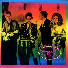 The B52s...can not listen to this album without thinking of @MelandFabian Chaparro! I still remember shopping with you and mom, and you sang 'Good Stuff' down one of the aisles! hahahaha