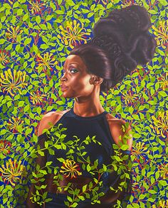Kehinde Wiley: Shantavia Beale II | February 20–May 24, 2015 | Morris A. and Meyer Schapiro Wing and Iris and B. Gerald Cantor Gallery, 5th Floor