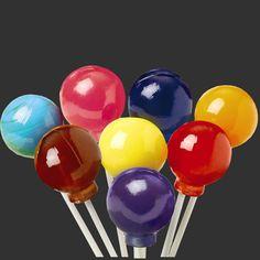Round Lollipops Fundraiser