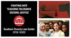 The Southern Poverty Law Center: Fighting Hate, Teaching Tolerance, Seeking Justice #charity #godsheros #gocharities
