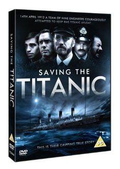 Titanic – Saving the Titanic DVD Liam Cunningham***NEW***