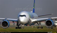 Air Caraibes Airbus A350-941XWB (photo by MICHEL Charron)