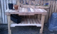 Thumper+Lane:+My+New+Potting+Bench