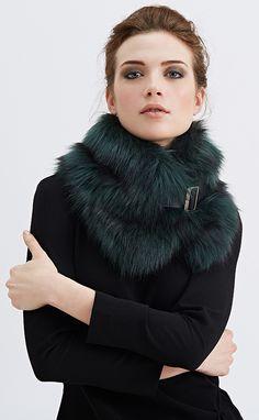 Helen Moore | AW15 Buckle Collar