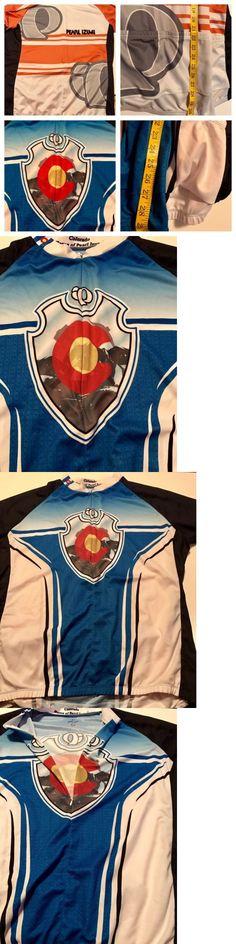 Jerseys 56183: Lot Of 2 Mens Pearl Izumi Bike Cycling Jersey Shirts Xxl/2Xl Half-Zip Pockets -> BUY IT NOW ONLY: $36.5 on eBay!