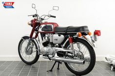 Yamaha AS1 Red2 1970 8 by Yamaparts Photo, via Flickr