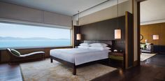 Park Hyatt #Sanya Sunny Bay Resort Only 207 guestrooms across the 70,000sq meter…