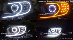 Dual Projector headlights India | Hid projector lamps India | Polo Projectors