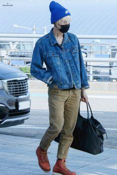[AIRPORT] 150921: BTS Suga (Min Yoongi) #bts #bangtanboys #bangtan #fashion #style #kfashion #kstyle #korean #kpop