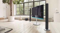 Ten telewizor pięknie wygląda przy głośnikach, które możesz kupić na stronie www.hifi24.pl