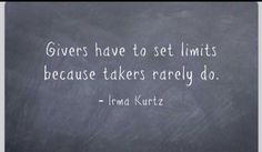 Takers...Users