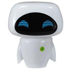 Eve est l'un des personnages principaux du film d'animation Wall-E, des studios Disney. Ce film d'animation raconte l'histoire d'un petit robot du nom de Wall-E abandonné sur une Terre désertée par...