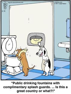 Dog Jokes, Funny Dog Memes, Funny Cartoons, Funny Comics, Funny Dogs, Corny Jokes, Funny Animal Images, Funny Animals, Funny Pictures