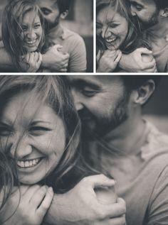 joy captured | engagement shoot